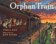 Cover art for ORPHAN TRAIN