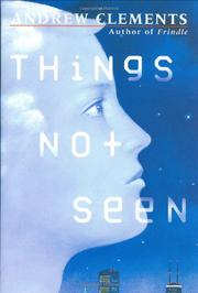 Book Cover for THINGS NOT SEEN
