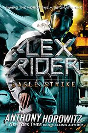 Cover art for EAGLE STRIKE