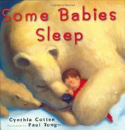 Cover art for SOME BABIES SLEEP