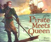 Cover art for THE PIRATE MEETS THE QUEEN