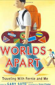 Cover art for WORLDS APART