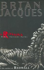 Book Cover for THE RIBBAJACK