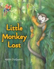 Book Cover for LITTLE MONKEY LOST