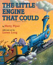 Cover art for THE LITTLE ENGINE THAT COULD