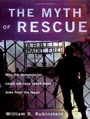 Cover art for THE MYTH OF RESCUE