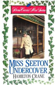 Cover art for MISS SEETON UNDERCOVER