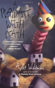 Book Cover for A PLAYDATE WITH DEATH