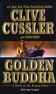 Cover art for GOLDEN BUDDHA