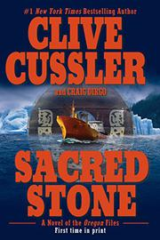 Book Cover for SACRED STONE