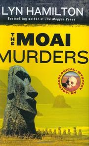 Cover art for THE MOAI MURDERS