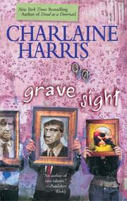 Book Cover for GRAVE SIGHT