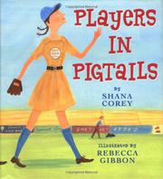 Book Cover for PLAYERS IN PIGTAILS