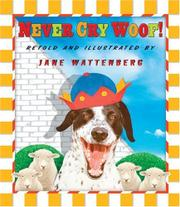 Cover art for NEVER CRY WOOF!