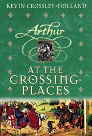 Book Cover for AT THE CROSSING PLACES