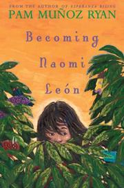 Cover art for BECOMING NAOMI LEÓN