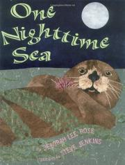Book Cover for ONE NIGHTTIME SEA