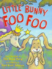 Cover art for LITTLE BUNNY FOO FOO