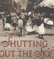 Book Cover for SHUTTING OUT THE SKY