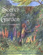 Book Cover for SECRET IN THE GARDEN