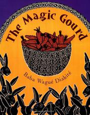 Book Cover for THE MAGIC GOURD