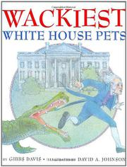 Book Cover for WACKIEST WHITE HOUSE PETS