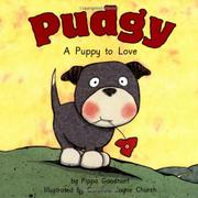 Book Cover for PUDGY