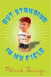 Book Cover for OUT STANDING IN MY FIELD