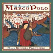 Cover art for THE ADVENTURES OF MARCO POLO