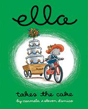 Book Cover for ELLA TAKES THE CAKE