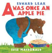 Book Cover for A WAS ONCE AN APPLE PIE