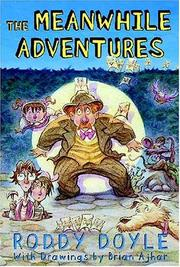 Cover art for THE MEANWHILE ADVENTURES