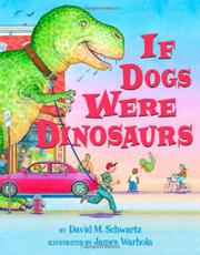 Cover art for IF DOGS WERE DINOSAURS