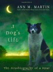 Book Cover for A DOG'S LIFE