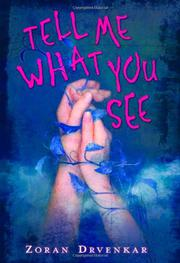 Book Cover for TELL ME WHAT YOU SEE