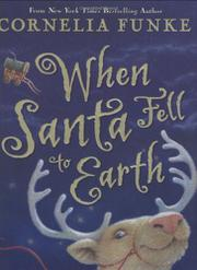 Book Cover for WHEN SANTA FELL TO EARTH