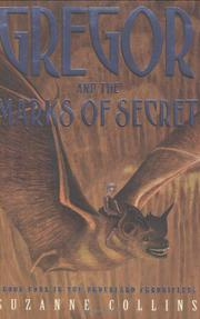 Book Cover for GREGOR AND THE MARKS OF SECRET