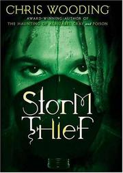 Book Cover for STORM THIEF