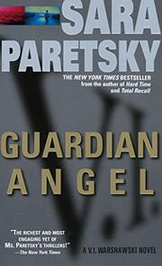 Cover art for GUARDIAN ANGEL