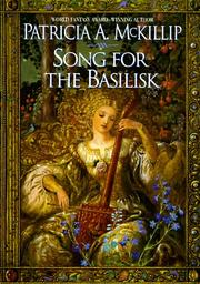 Cover art for SONG FOR THE BASILISK