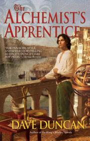 Cover art for THE ALCHEMIST'S APPRENTICE