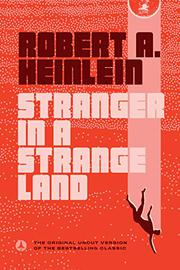 Book Cover for STRANGER IN A STRANGE LAND