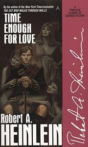 Book Cover for TIME ENOUGH FOR LOVE