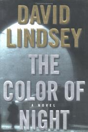Cover art for THE COLOR OF NIGHT
