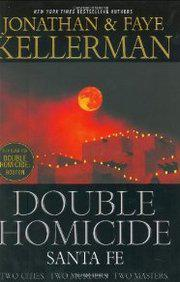 Book Cover for DOUBLE HOMICIDE