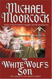 Book Cover for THE WHITE WOLF'S SON
