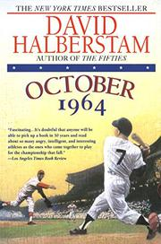 Book Cover for OCTOBER 1964