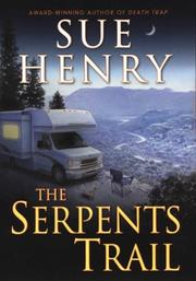 Cover art for THE SERPENTS TRAIL