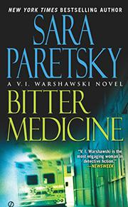 Book Cover for BITTER MEDICINE