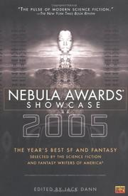 Cover art for NEBULA AWARDS SHOWCASE 2005